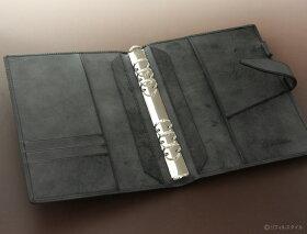 システム手帳「ダ・ヴィンチグランデロロマクラシック」A5サイズDSA3010