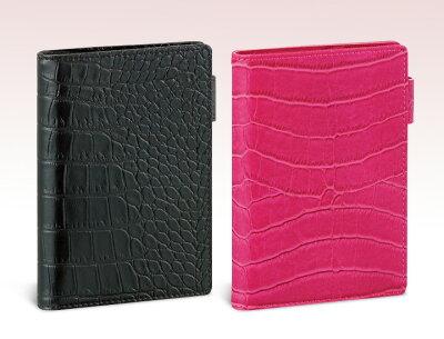 64d7af10a1 【システム手帳 Lacee】ラセ ポケット ミニ6穴サイズ かわいい 女性向け 2色. 「JLA125」 コンパクトなジャストリフィルサイズ。