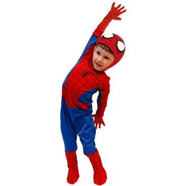 ハロウィン コスプレ スパイダーマン マーベル コスチューム 子供用 キッズ MARVEL ハロウィン 衣装 男の子 女の子 ジャンプスーツ マスク カッコイイ 蜘蛛 仮装 全身タイツ 衣装 イベント パーティーグッズ 着ぐるみ 身長〜80cm 90cm 100cm かわいい