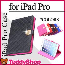 送料無料iPadProケースiPadProカバー新型iPadケースタブレットPCアイパッドプロカバースタンド機能レザーカバーケースおしゃれかわいいデコキラキラiPadProケースアイパットプロ手帳型iPadproのカバーアイパッドカバー