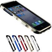 iPhone SE iPhone5s バンパーケース アルミ 金属フレーム iPhone5 アイフォン5 アイフォン5s スマホカバー