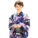 レディース 浴衣 3点セット 下駄 作り帯 レトロ 和服 花...