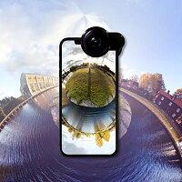 電源不要で360度撮影が楽しめる!FusionLensiPhoneX/XS