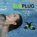 水泳 サーフィン レジャー 着けたまま音が聞こえる 耳栓 Subplug