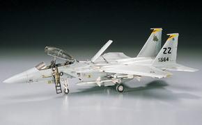 ミリタリー, 戦闘機・戦闘用ヘリコプター  172 D05 F-15DDJ