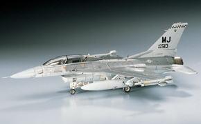 ミリタリー, 戦闘機・戦闘用ヘリコプター  172 D15 F-16D