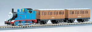 TOMIX トミックス 93801 きかんしゃトーマス車両セット (Nゲージ)(鉄道模型)