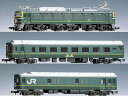 TOMIX トミックス 92240 EF81 トワイライトエクスプレス基本セット  (Nゲージ)(鉄道模型)