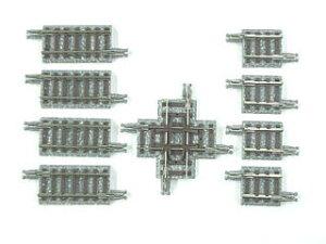 トミックス 1324 クロッシングレールX37-90(F)(補助レール付)(鉄道模型)(Nゲージ)