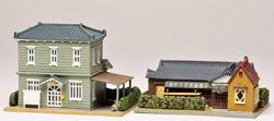 トミーテック ジオコレ 建物コレクション 109 洋館付き住宅・医院