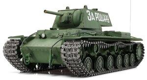 タミヤ 1/16 ラジコン戦車 56027 ソビエト KV-1重戦車 フルオペレーションセット