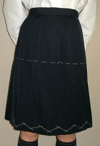 PS01超Big紺サマースカート 超Bigサイズ
