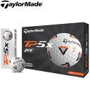 2021 Taylormade テーラーメイド TP5x pix ボール 1ダース 日本仕様