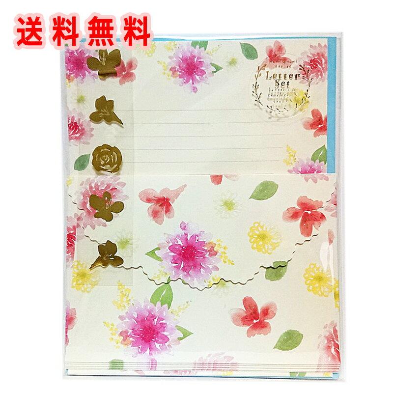 紙製品・封筒, レターセット  nami nami LETTER SET