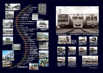伊予鉄道株式会社創立125周年記念オリジナルフレーム切手帳