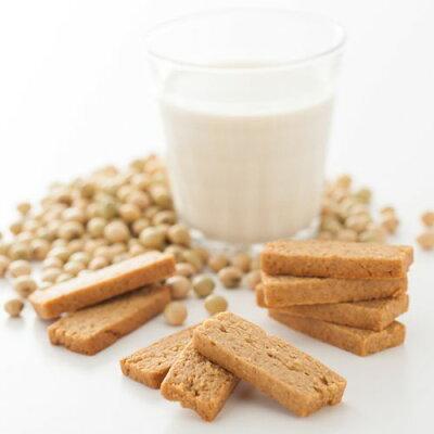 季節のマクロビオティッククッキー 豆乳きなこ 9枚 ビオクラ