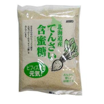 ムソー 北海道産 てんさい含密糖〔がんみつとう〕 500g
