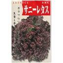 在来種/固定種/野菜のタネ「サニーレタス1ml(約300粒)」畑懐〔はふう〕の種【メール便可】