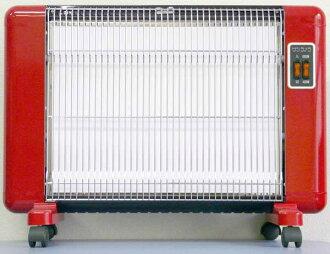 太陽薄片600W型(SUN01-606W)■讓色(紅色)■(太陽薄片606型)眼睛F遠赤嵌板式加熱器