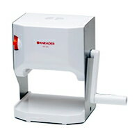日本ニーダー キッチンニーダー 洗える製麺機(麺カッター) MCS202