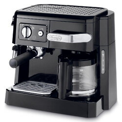 (DeLonghi) delonghi Combi coffee maker BCO410J-B black color