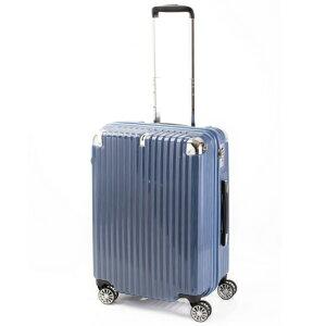 【在庫限り】TRAVELIST スーツケース ストリーク2 ジッパーハード 送料無料 60リットル トラベリスト STREAK