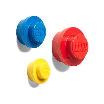 ウォールハンガーセット(レッドブルーイエロー)LEGO(レゴ)5711938031879★