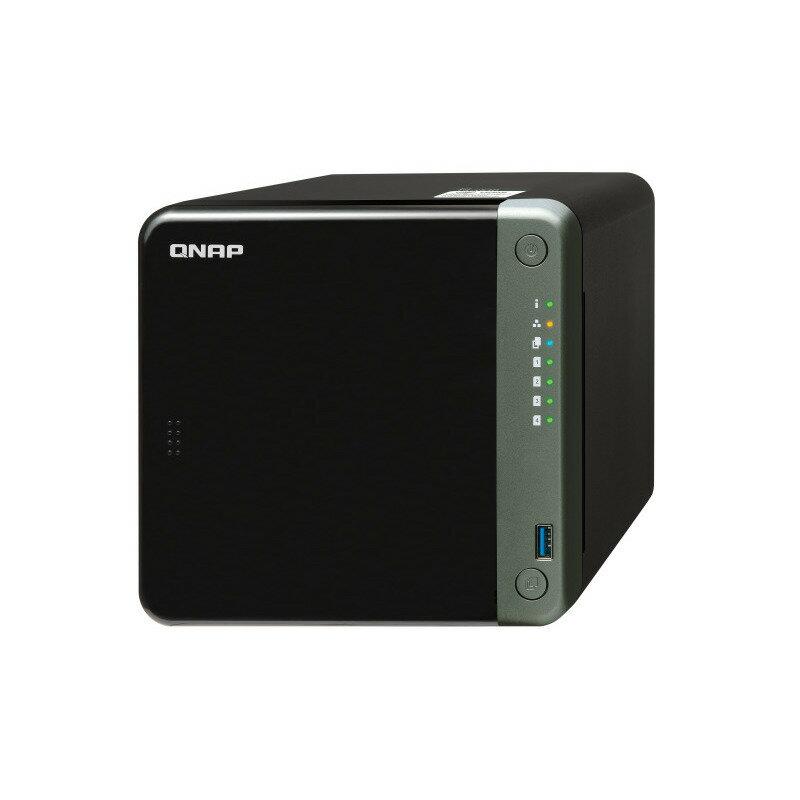 外付けドライブ・ストレージ, 外付けハードディスクドライブ  4NAS (4GB2.5GbE) QNAP () TS-453D-4G