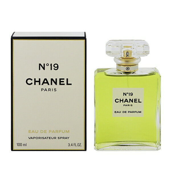 CHANEL n19 No.19 100ml ::No.19CHANEL N19 EAU DE ...