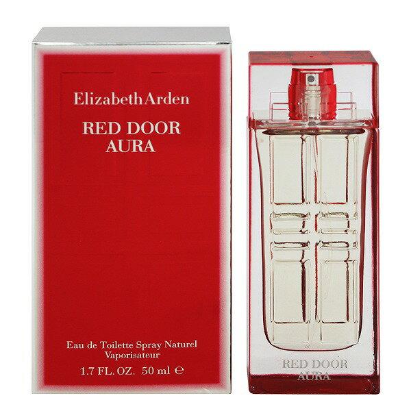 美容・コスメ・香水, 香水・フレグランス  50ml ::ELIZABETH ARDEN RED DOOR AURA EAU DE TOILETTE SPRAY