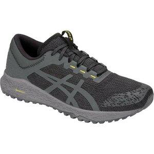 【アシックス】 アルパイン XT トレイルランニングシューズ [サイズ:US8H(26.5cm)] [カラー:ブラック×ダークグレー] #T828N-001 【スポーツ・アウトドア:登山・トレッキング:靴・ブーツ】【ASICS A