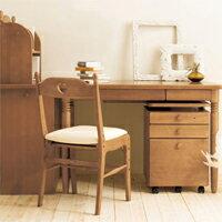 卡利莫爾學習桌 4 件設置國家國家書桌和書站胸部-桌子椅子