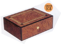 HUMIDORSヒュミドール(葉巻保管用の箱) Marqutery300