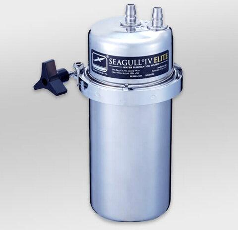シーガルフォー アンダーシンクタイプ浄水器+水栓セット X-2BE-MA02 (本体X-2BE-H+水栓MA02)