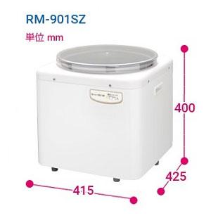 【次回2019年7月頃入荷予定】エムケー精工 餅つき機 RM-901SZ 5升タイプ(3升~5升)