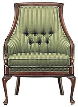 MARUNI マルニ木工 ブリティッシュコレクションシリーズ メリル パーソナルチェア No.4175-21-3481 張地:MB