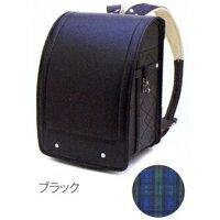 【激安】ららや(羅羅屋)ララちゃんランドセル2011年モデルきぼう[No.2]ブラックレッスンバック