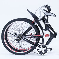 ミムゴ折り畳み自転車MG-CV2618E