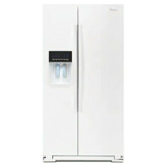 惠而浦 /Whirlpool 大冰箱 WRS571CIDW 冰箱冰箱白色
