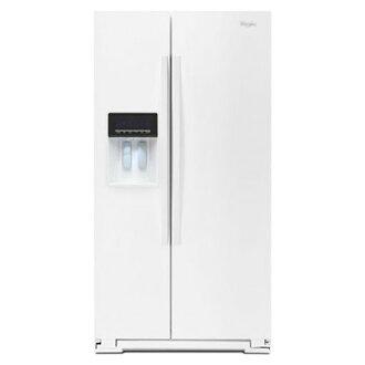 惠而浦 /Whirlpool 大冰箱 WRS576FIDW 冰箱冰箱白色