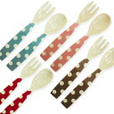 SPOON/FORK【SPOON,MD-150/151/152/153】【FORK,MD-160/161/162 /163 】カラフルなドット柄のと...