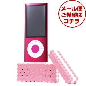【メール便で送料無料!】【iPod専用】食べたくなるような超キュートなビスケットモチーフのiPo...
