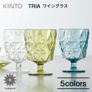 KINTO TRIAワイングラス割れない