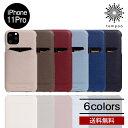 送料無料 メール便 iPhone11 pro 5.8 シングル SLG Design Full Grain Leather Back Case アイ……