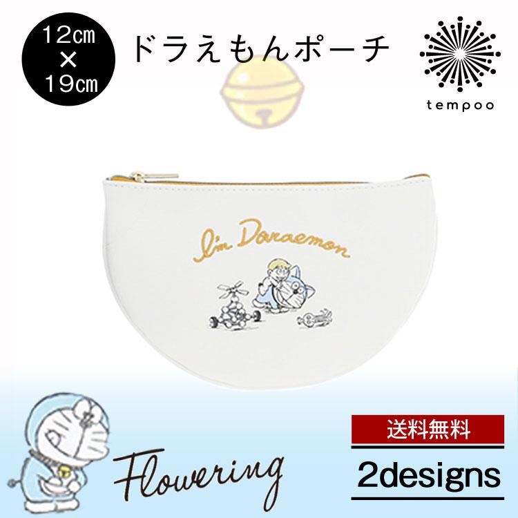 レディースバッグ, 化粧ポーチ  Im DORAEMON DR-G0003 Flowering tempoo