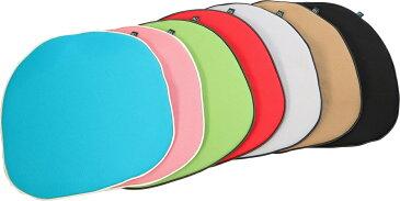 イームズ シェルチェア用 専用設計タイプ クッション シートパッド 座布団 疲れにくい座り心地に リプロダクト DSR DSW DAR DAW アームシェルにも対応