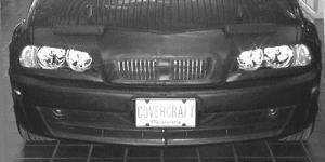 ノーズブラ カー ブラ 00 - 02 BMW 3 シリーズ 2 ドア & コンバーチブル