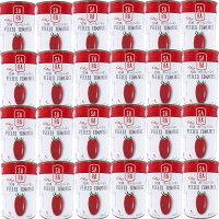 【24缶セット・送料無料】イタリア産完熟ダイスカットトマト缶カットトマトプルトップまとめ買い(400gx24缶)(沖縄・北海道は送料別途)