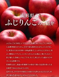 山形県産ふじりんごのご紹介