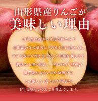 山形県産りんごが美味しい理由